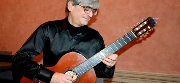 Rodolfo Mezzino. chitarrista