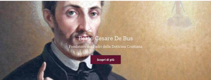 L'home page del sito dottrinari.org