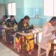 Il laboratorio di ricamo, taglio e cucito César Silai Centre a Ranchi in India